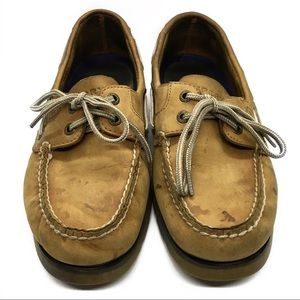 Sperry Original Leather Boat Shoes